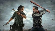 Rick vs. Negan
