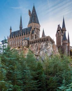 Wizarding World of Harry Potter to Open Next April in California
