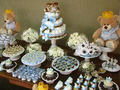 Chá de bebê para menino: Ideias para a decoração