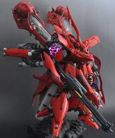 GUNDAM GUY: RE/100 Nightingale [GBWC 2016 Japan] - Customized Build