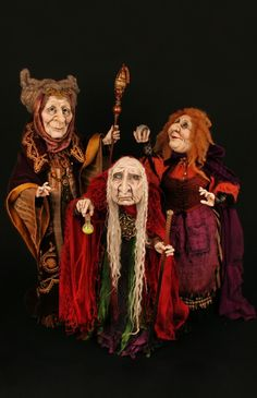 """""""Witches of the nights Coven""""  www.dustinpoche.com"""
