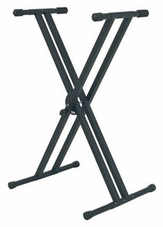 Tour Grade TGKS229 Double X-Braced Keyboard Stand, Black by Tour Grade. $45.37. The Tour Grade Double X Keyboard stand offers superior construction and a durable spring loaded adjustment release for quick setup and teardown. The rubber feet ensure your keyboard stays in one place regardless of the surface it is set up on.. Save 50% Off!