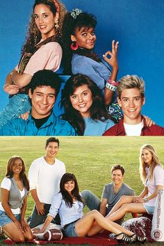 Saved by the Bell! I remember this much too well………from preschool, that's right I was that strange as a 4 year old. I would wake up at 6:00 to watch it on tv before preschool started.
