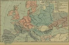 A map of the peoples of Europe in 900 Arabian People, Monument In India, European Map, Web Gallery, Austro Hungarian, Old Maps, Historical Maps, Cartography, History Facts