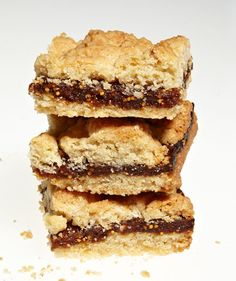 In this not-so-classic bar cookie, a layer of dried figs, brown sugar, and orange juice anchors the buttery cinnamon topping.