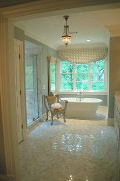 Banheiro: Estilo Mordeno