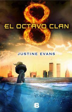 Título original: El Vuitè Clan  Título en español : El Octavo Clan   Saga : Autoconclusivo   Autora : Justive Evans   Editor...