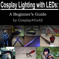 Cosplay lighting with LEDs: A beginner's guide