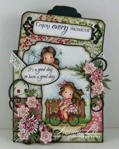 From My Craft Room: It's A Good Day... - Magnolia-licious 'Summer Fun Days'
