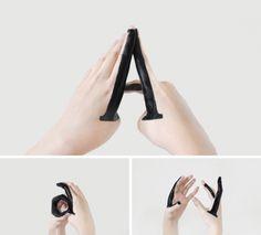 Handmade Type by Tien-Min Liao