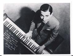 Irving Berlin - PR Famous Images - Vintage 8x10 B/W