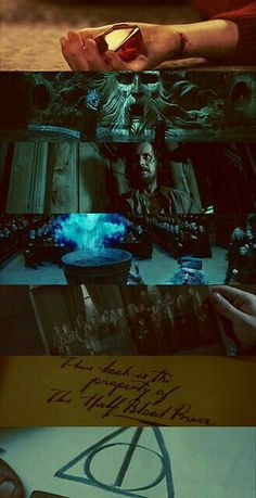 Harry Potter y La piedra filosofal -Camara Secreta - Pricionero de Azkavan - Caliz de Fuego - Orden del Fenix - Principe Mestizo - Reliquias de la Muerte