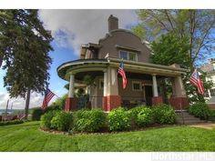Stunning Victorian-era home in Stillwater, MN.