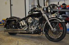 2003 Harley-Davidson Heritage Softail CLASSIC Cruiser , US $14,000.00, image 3