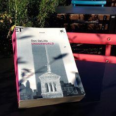 Il grande affresco di un cinquantennio americano nell'originale e avvincente montaggio narrativo di Don DeLillo. Fotografa il tuo libro preferito e aggiungi #instapiazze Il 7 e l'8 settembre a Le Piazze Street Market si scambiano libri! #lepiazze #lifestyle #shopping #castelmaggiore www.lepiazzecastelmaggiore.it