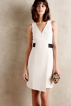 Sila Wrap Dress #anthropologie