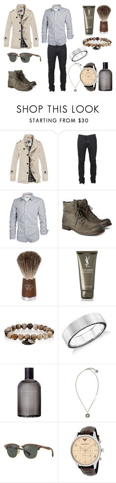 """""""Без названия #3775"""" by southerncomfort ❤ liked on Polyvore featuring Allegra K, Levi's, Fat Face, Officine Creative, Prospector Co., Yves Saint Laurent, Miracle Icons, Bottega Veneta, Versus and Ray-Ban"""