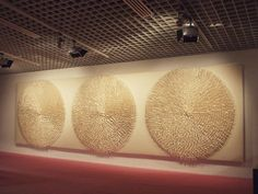 Anne Kyyrö Quinn.  Decorative acoustic felt wall panels