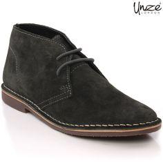 Desert Boots - Men Suede Casual Chukka #DesertBoots