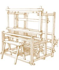 Free eBook all about #Weaving looms. A guide to selecting and using a weaving loom from @Weaving Today