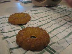 Vanilla Iced Coconut Flour Donuts