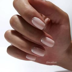 What Do I Need To Know About Shellac Nails Before Trying Them Out? - Shellac Nails: All You Need To Know To Wanna Try Them Out You are in the right place about af - Fancy Nails, Trendy Nails, Cute Nails, My Nails, Cute Pedicures, Shellac Nail Designs, Manicure E Pedicure, Gel Manicure At Home, Gel Manicures