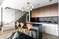 Modern Comfort and Luxury at apartment Designed by Interjero Architektura - InteriorZine