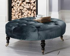 Modern Gallery Hudson Living Chalon Footstool in 2 Velvet Colour Choices - See more at: https://www.trendy-products.co.uk/product.php/8808/modern_gallery_hudson_living_chalon_footstool__in_2_velvet_colour_choices#sthash.lJ2Bow2n.dpuf