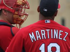 Carlos Martinez was announced as the Spring Training opening day starter. 2015