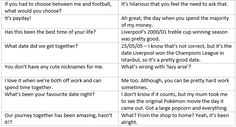 Girl Keeps A Note Of All The Ridiculous Responses Her Boyfriend Says To Her | The LAD Bible