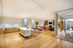 The 'Elegant Home' located in Canterbury, Australia - Designed by Canny