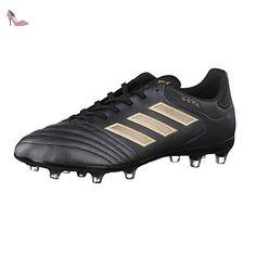 buy online 3edec 686c5 Adidas Coupe 17.2 FG Bottes de Football pour Homme, Noir – (negbas cobmet