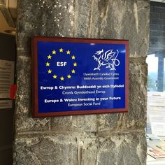I'm just going to leave this here for the people of Aberdare who voted to leave. We have a college because of the European social fund. #Aberdare #college #Euro #stay #in #european #wales #colegycymoedd #socialfund