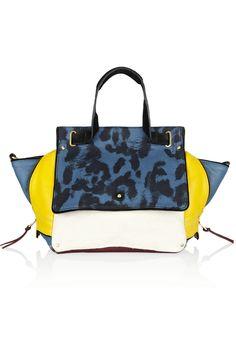 Quand les grandes enseignes optent pour des imprimés et coloris ça déchire // www.leasyluxe.com #fashion #love #leasyluxe