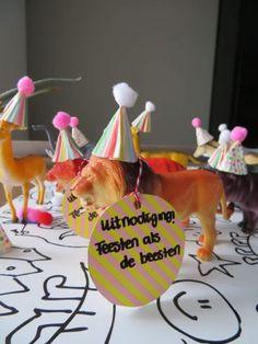 Party invitations diy kids fun 43 new Ideas Birthday Party Decorations Diy, Balloon Decorations Party, Diy Party, Ideas Party, Gift Ideas, Party Animals, Animal Party, Outdoor Birthday, Diy Birthday