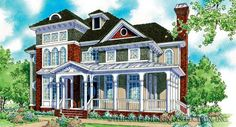 Maravella House Plan