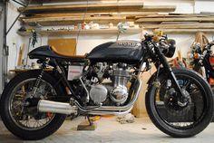 Oooh.... that's a nice Honda cafe bike