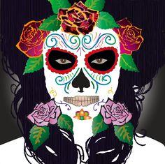 #DPGR15. Ilustración realizada por Patricia Cid. Programas de dibujo vectorial y diseño.