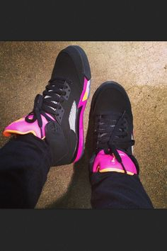 Swag shoes for me (I wish)