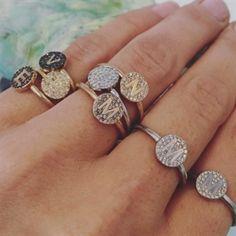 Dit zijn de leukste persoonlijke ringen