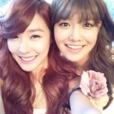 Tiffany and SooYoung