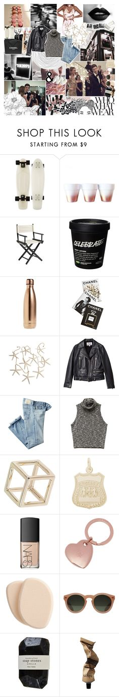 """all we're looking for is love from someone else-tbottvs round 02"" by madison-the-swiftie ❤ liked on Polyvore featuring ADAM, Pier 1 Imports, Chanel, S'well, Assouline Publishing, Acne Studios, AG Adriano Goldschmied, Forever 21, Topshop and Rembrandt Charms"