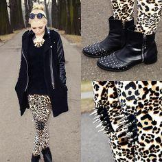Patterns leopard - Rozalia Fashion