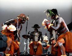 Tari Selamat Datang Papua Timur