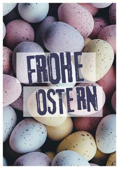 frohe Ostern | Frohe Ostern | Echte Postkarten online versenden | MyPostcard.com