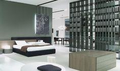 Jesse modern bedroom furniture design