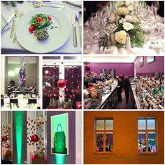 Hochzeit Location Düsseldorf! Tolles Restaurant in Düsseldorf um Hochzeit zu feiern! Wunderbarer Park hinterm Haus, der allerdings zur Weihnachtszeit verschneit war. Dafür war es dann drinnen umso gemütlicher und wunderschön geschmückt! Fotos von www.hochzeitsfotografie-duisburg.de