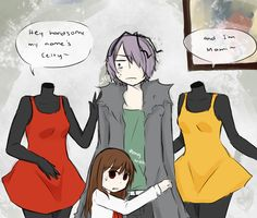 Image from http://fc03.deviantart.net/fs70/i/2012/142/d/4/headless_mami_and_celty_in_ib_by_sinshana-d50ow4s.png.