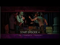 The Wolf Among Us Episode 4 (Xbox One) - 1 / 5