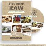 Bringing more raw food into the everyday #nourish #recipes #rawfood